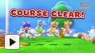 vid�o : Super Mario 3D World - Gameplay