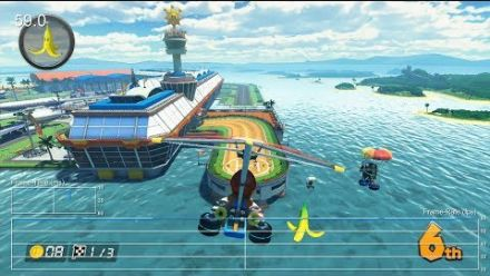 Mario Kart 8 - Digital Foundry analyse le solo