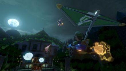vidéo : Mario Kart 8 - Multi 4 joueurs (1)