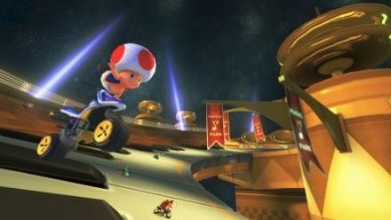 Mario Kart 8 - Circuit Excitebike