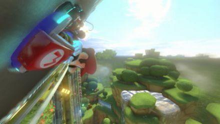 vidéo : Mario Kart 8 - solo 1