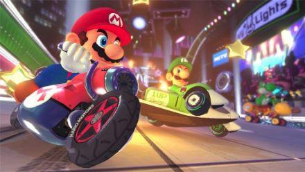 Mario Kart 8 : trailer 200 cc