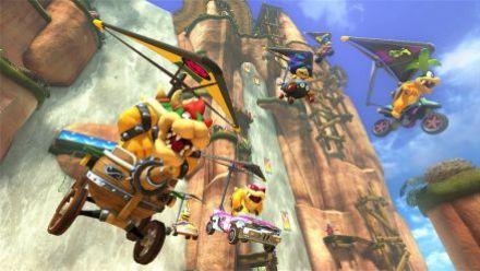 vidéo : Mario Kart 8 - solo 2