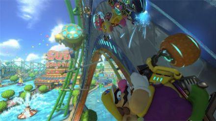 vidéo : Mario Kart 8 - Multi 2 joueurs