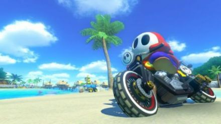 Vid�o : Mario Kart 8 DLC 2 : Route Ruban GBA