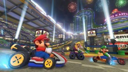 vidéo : Mario Kart 8 DLC 2 : Koopapolis 3DS
