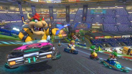 Mario Kart 8 - replay