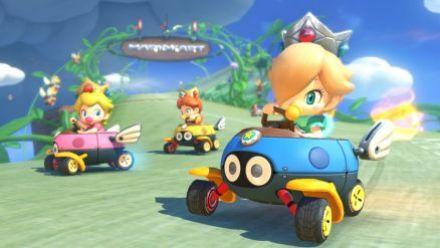 vidéo : Mario Kart 8 - bataille de ballons