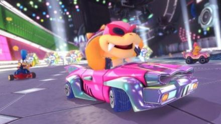 vidéo : Mario Kart 8 - Multi 3 joueurs