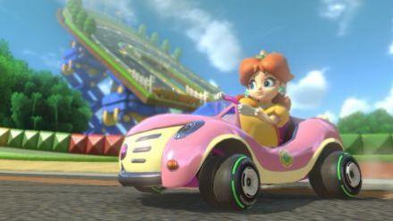 Mario Kart 8 : Circuit Yoshi en DLC