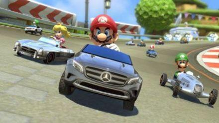 vidéo : Mario Kart 8 DLC 2 : Parc Baby GameCube