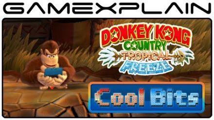 Vid�o : Anecdote jeu vidéo : Donkey Kong sort la 3DS dans Tropical Freeze