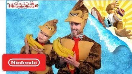 Vid�o : Donkey Kong Country Tropical Freeze : Speed Run Funky kong