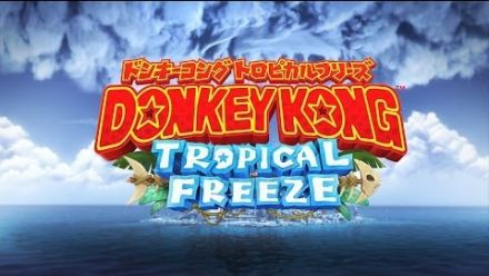 vidéo : Tropical Freeze : Trailer jap 1