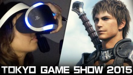 Vid�o : TGS 2015 : impressions FF XIV avec PlayStation VR