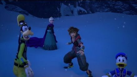 "Vidéo : Kingdom Hearts : Bande-annonce ""Ensemble"""