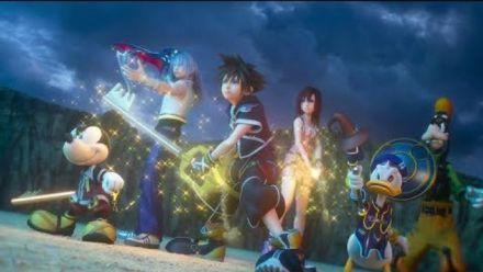 Vidéo : Kingdom Hearts III : Cinématique d'introduction