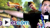 Vid�o : Kinect Sports Rivals : nos impressions vidéo (Tiger)