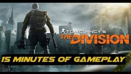 The Division Gameplay - 15 minutes