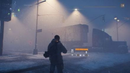 The Division - Dark Zone Story : Trailer Le sauveur