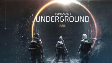 The Division Underground E3