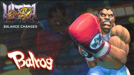 vidéo : Ultra Street Fighter IV : Balrog, les changements