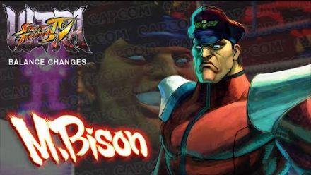 vidéo : Ultra Street Fighter IV : M. Bison, les changements