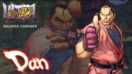 vidéo : Ultra Street Fighter IV : Dan, les changements