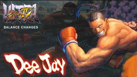 vid�o : Ultra Street Fighter IV : Dee Jay, les changements
