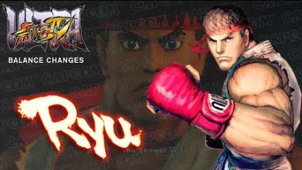 vid�o : Ultra Street Fighter IV : Ryu, les changements