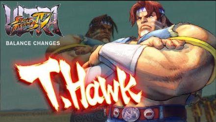 vidéo : Ultra Street Fighter IV : T.Hawk, les changements