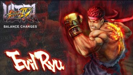 vid�o : Ultra Street Fighter IV : Evil Ryu, les changements