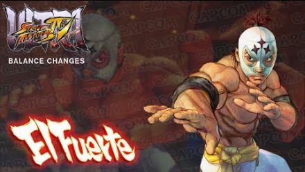 vidéo : Ultra Street Fighter IV : El Fuerte, les changements