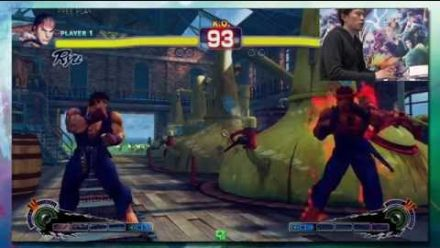 vidéo : Ultra Street Fighter IV Arcade : Bonchan Demo