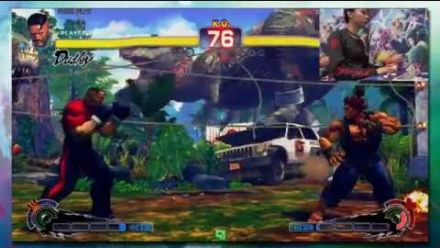 vidéo : Ultra Street Fighter IV Arcade : Tokido Demo