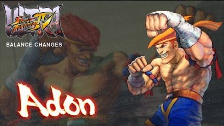 vidéo : Ultra Street Fighter IV : Adon, les changements