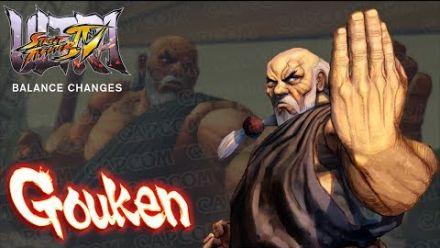 vidéo : Ultra Street Fighter IV : Gouken, les changements