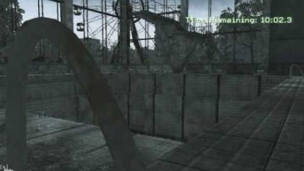 Vid�o : Call of Duty 4 : Modern Warfare - Pripyat Comparaison