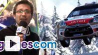 Vid�o : WRC 4 : nos impressions vidéo (Julo)