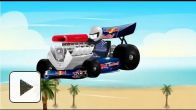 Vid�o : Red Bull Kart Fighter 3 - Unbeaten Tracks