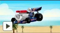 Vidéo : Red Bull Kart Fighter 3 - Unbeaten Tracks