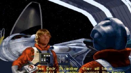 """Vidéo : Star Wars: X-Wing 'XWVM"""" mod"""