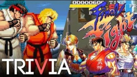 Vid�o : TRIVIA : Sans Final Fight, pas de Street Fighter II