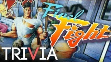 Vid�o : TRIVIA: Les salles d'arcade américaines ont mené à la création de Final Fight