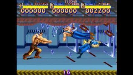 Vid�o : Final Fight : Trailer du mode 3 joueurs