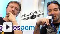 Helldivers : nos impressions vidéo (Fumble et Tiger)