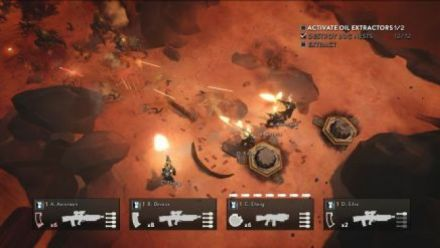 vid�o : Helldivers : DLC Turning up the Heat, nouveaux objectifs