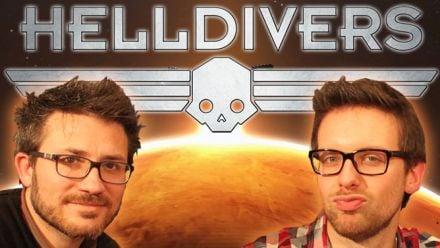 REPLAY. Romain et Julo vous mettent une cartouche sur Helldivers PS4