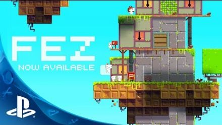 Vid�o : Fez - trailer de lancement PlayStation
