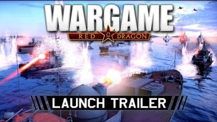 Wargame Red Dragon  : Trailer de lancement